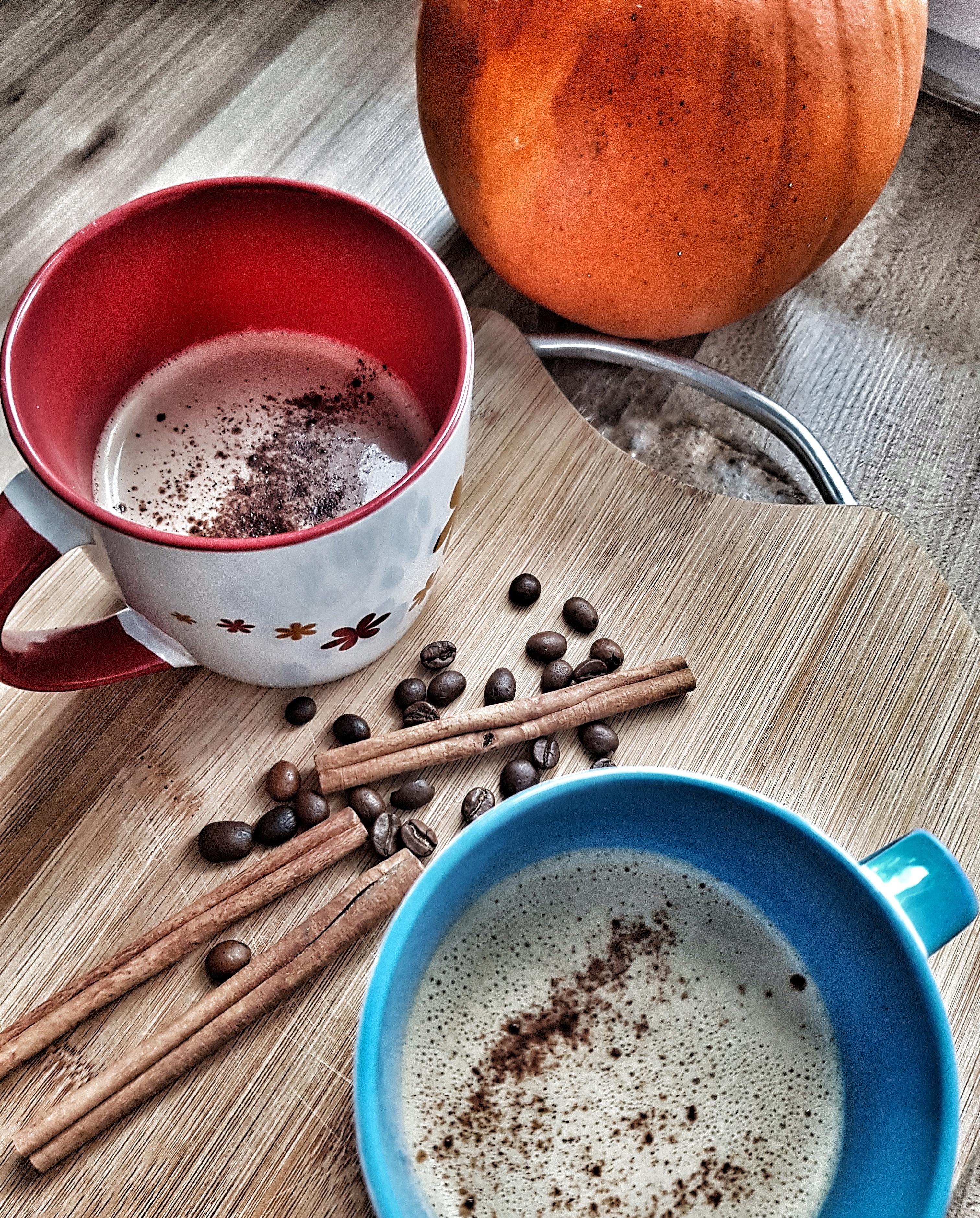 Pumpkin Spice Latte // Dyniowe Latte W Wersji Kuloodpornej